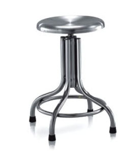 Wm Operation Round Stool