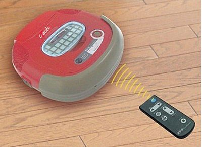 EA031 Wireless Automatic Vacuum Cleaner RV-9 (with Remo