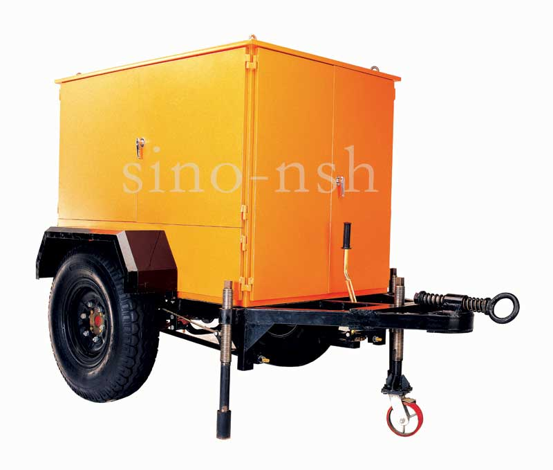 sell sino-nsh purification equipment for used lube oil