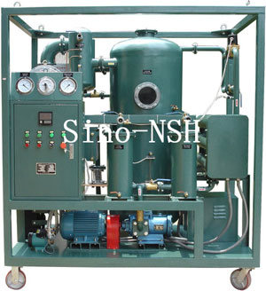 sino-nsh lubrication oil treatment plant
