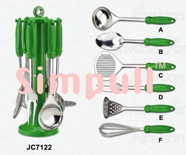 Soup Ladle Serving Spoon Skimmer Meat and roast fork Po