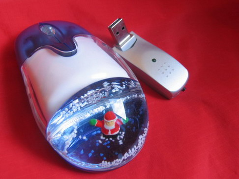 Father-Christmas Gift Mouse