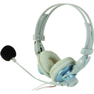 Multimedia Stereo Headphone With Mic