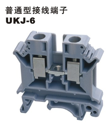 UKJ screw frame clamping terminal blocks