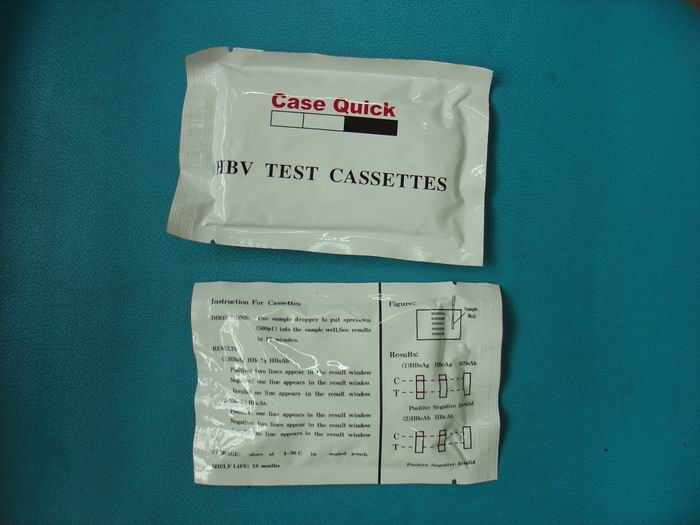 Hepatitis Test Kit