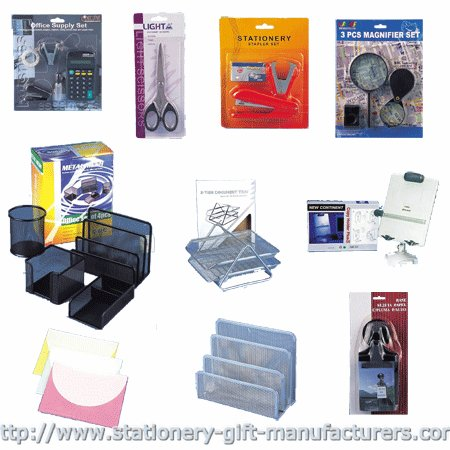 Office Supply and School Stationery,Assorted sets