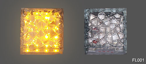 Flaring Floor Brick  ��LED Rope Light
